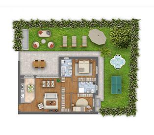 Residenza Margherita appartamento 1